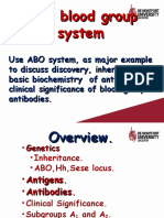 5. ABO Blood Group System