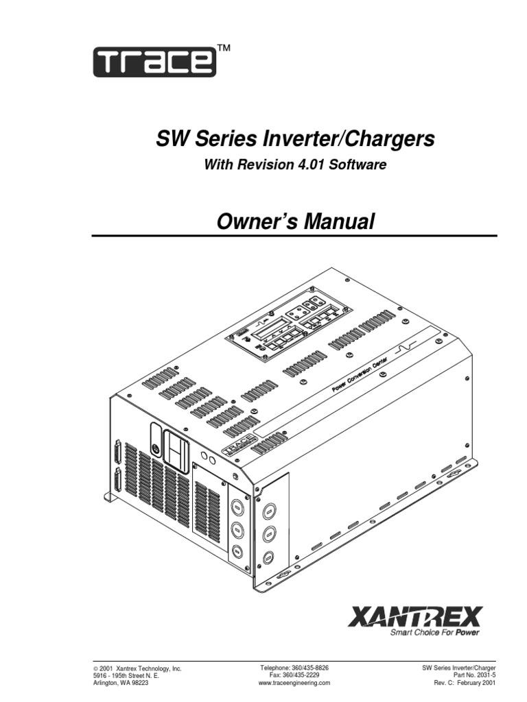Sw4548epdf Battery Charger Power Inverter Complete 1 Kva Circuit Design With 50 Hz Sine Oscillator