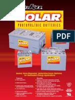Informacion Tecnica Deka Solar