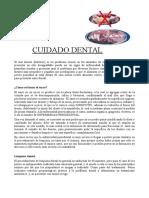 Folleto Limpieza Dental