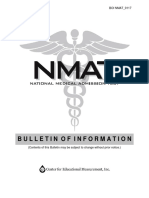 Nmat Bulletin of Information