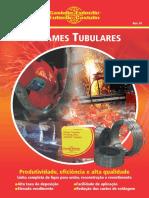 Catalogo Arame Tubular - Eutectic