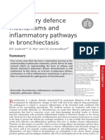 Review Article - Pathogenesis, Etiology and Treatment