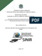 Franciscoaraujo - Estudo Tecnico de Diagnostico e Concepcao Do Sinir