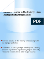 [JR] Multiple Trauma in the Elderly