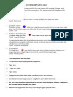 Informasi Umum Obat Peserta
