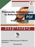 Planeacion Didactica RIEMS