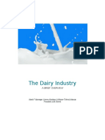 The Dairy Industry Analysis