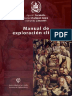 Manual de exploración clinica