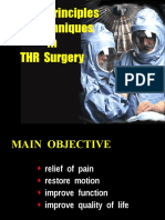 Joint Replacement--General Principles in THR