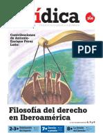 FILOSOFÍA DEL DERECHO EN IBEROAMÉRICA