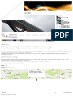 Full Scale DynamicsGatwick Airport Pier 6 Link Bridge - Full Scale Dynamics
