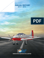 HAL Annual Report 2014-15_English