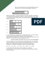 Exercicios de Geometria Plana Grafico e Estatistica
