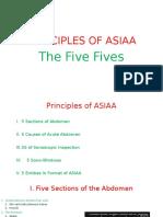 2. Principles of ASIAA