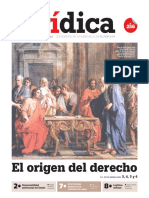 EL ORIGEN DEL DERECHO