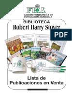 Fundación Hondureña de Investigación Agricola