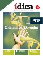 CIENCIA VS. DERECHO