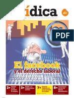 EL FACEBOOK Y EL DERECHO LABORAL