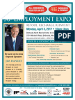 2017 50 plus MD Expo Flyer