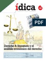 DERECHO & LITERATURA Y EL ANÁLISIS ECONÓMICO DEL DERECHO