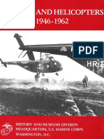 XMarines and Helicopters 1946-1962