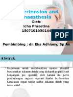 Hypertension and Anaesthesia.pptx