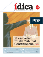 EL VERDADERO ROL DEL TRIBUNAL CONSTITUCIONAL