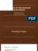 dermatosis bacteriana