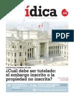 ¿CUAL DEBE SER TUTELADO