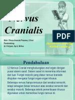 Referat Nervus Cranialis