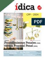 PROCEDIMIENTOS PENALES (1940) VERSUS PROCESAL PENAL (2004)