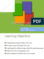 4 Product Life Cycle