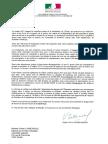 Lettre de la Ministre de l'Education nationale, Najat Vallaud Belkacem, sur la rentrée 2017 dans les Pyrénées Atlantiques