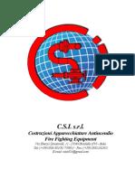 CSI Catalogue