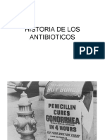 ANTIBIOTICOS Cartagena Abril 2009