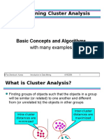 10 - Cluster Analysis