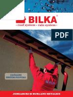 Catalog Sistem Pluvial