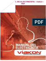 Manual de Electricista - Viakon