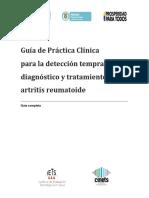 GPC Artritis reumatoide - Colombia 2014.pdf