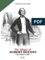 Christian Fechner - Magic of Robert-Houdin an Artist's Life Vol. 2