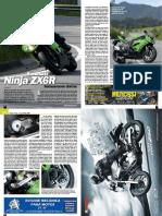 Kawasaki ZX6R Ed 88