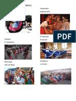Danzas de Centroamericasolo Imagenes