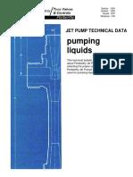Bulletin 1200 (5 87) Pumping Liquids