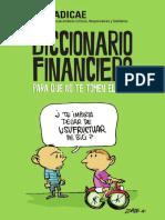 DICCIONARIO FINANCIERO - ADICAE