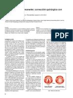 Paralisis Vocal Permanente - Correcion Quirurgica Con Tiroplastia Tipo I