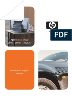 Hp Business Inkjet 3000 Series Service Manual