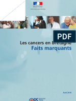 Cancers Bretagne Faits Marquants