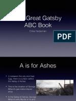 gatsby abc book pdf