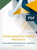 Libro Completoactas Sitic Tenerife 2013